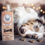 Homemade dog treats by Cooka's Cookies