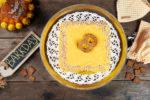 Pâwté Delight liver dog cake