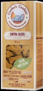 Healthy dog treats by Cooka's Cookies